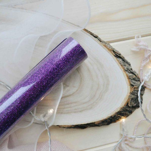 Термотрансферная пленка Фиолетовая с