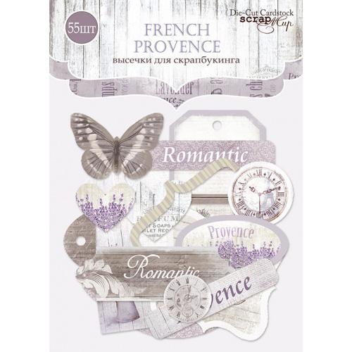 Набор высечек от Scrapmir French Provence
