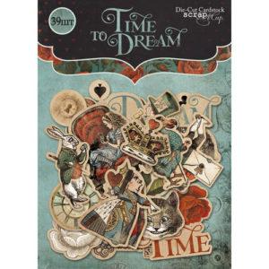 Набор высечек от Scrapmir Time to Dream