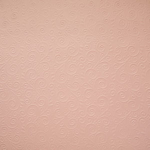 """Бумага с рельефным рисунком """"Завитки"""" А4 Цвет:Розовый"""