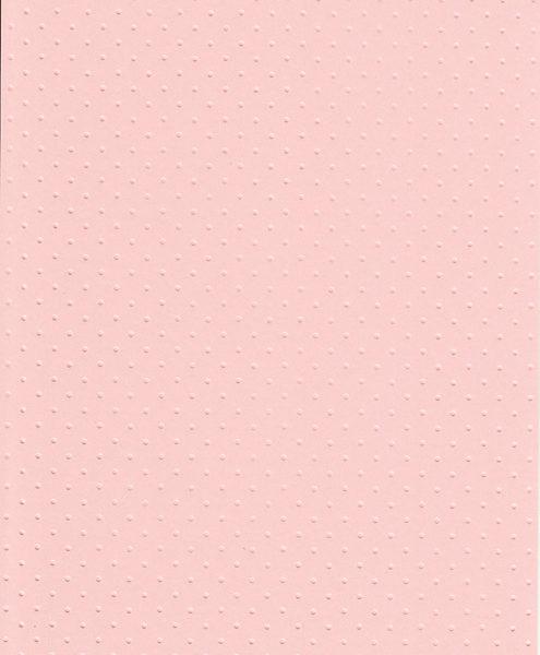 """Бумага с рельефным рисунком """"Точки"""" А4 Цвет: Розовый"""