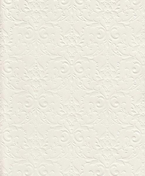"""Бумага фактур-рельеф. """"Дамасский узор"""" А4 Цвет: Молочный"""