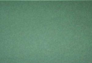 Открытка 9,5Х21 двойная Темно-Зеленая