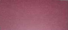 Открытка 9,5Х21 двойная Бордовая