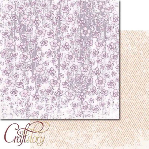 404006 Лист Цветочная феерия