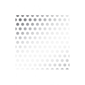 370853 American Crafts - Веллум «Silver dots on vellum»